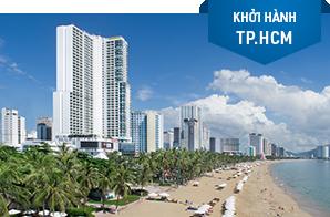 CO21015 – Bay Bamboo Nghỉ dưỡng Vinpearl Condotel Beachfront Nha Trang – Khởi hành TP.HCM