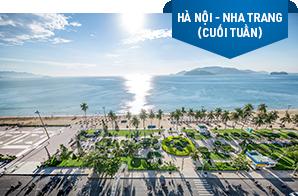 Nghỉ dưỡng Novotel Nha Trang – Khởi hành Hà Nội (cuối tuần)