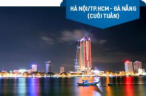 Nghỉ dưỡng Pullman Danang Beach Resort/ Novotel Da Nang Premier Han River – Khởi hành Hà Nội/ TP.HCM (cuối tuần)