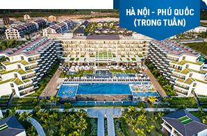 Nghỉ dưỡng Sol By MELIÁ Phu Quoc/ Novotel Phu Quoc Resort – Khởi hành Hà Nội (trong tuần)