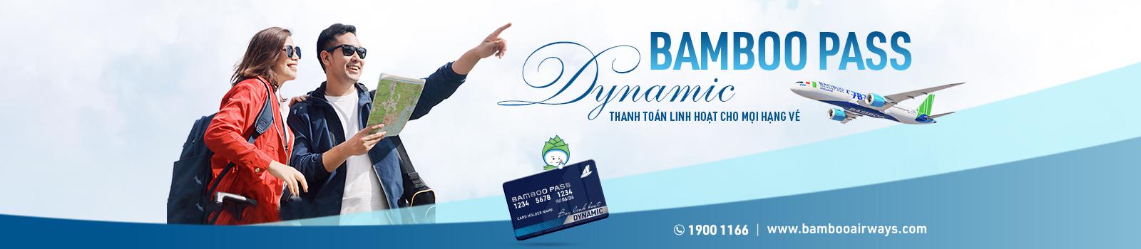 Bamboo Airways - Bay linh hoạt siêu tiết kiệm