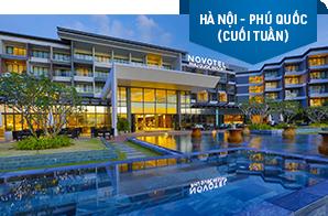 Nghỉ dưỡng Sol By MELIÁ Phu Quoc/ Novotel Phu Quoc Resort – Khởi hành Hà Nội (cuối tuần)