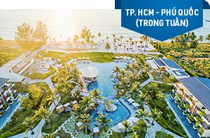 Nghỉ dưỡng Sol By MELIÁ Phu Quoc/ Novotel Phu Quoc Resort – Khởi hành TP.HCM (trong tuần)