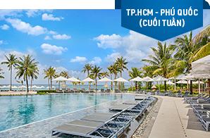 Nghỉ dưỡng Sol By MELIÁ Phu Quoc/ Novotel Phu Quoc Resort – Khởi hành TP.HCM (cuối tuần)