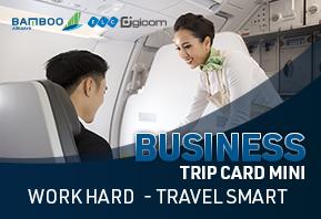 Business Trip Card Mini 10 vé