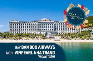 Combo 3N2Đ Hà Nội - Nha Trang, nghỉ Vinpearl Discovery 1&2 – Gói trong tuần