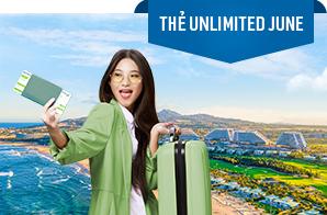UN21001 - Thẻ bay trả trước Unlimited June – Bay tới 30/06/2021