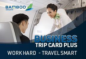 Business Trip Plus 15 vé