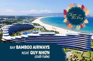 Combo 3N2Đ Bay Bamboo Airways – Nghỉ FLC Quy Nhơn - Gói cuối tuần