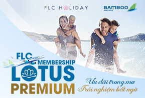 FLC Holiday MemberShip – Lotus Premium 8 vé